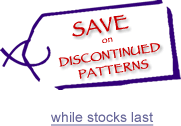 save on discounted patterns